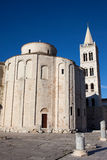 St. Donatus Church in Zadar Stock Photos