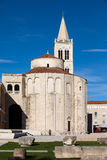 St. Donatus Church in Zadar Stock Photography