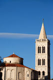 St. Donatus Church in Zadar Royalty Free Stock Images