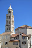 St. Duje cathedral, Split Stock Images