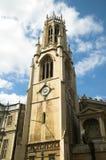 St. Dunstan教会 库存照片