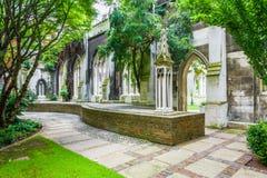 St Dunstan Royalty-vrije Stock Foto's