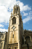St. Dunstan Church Stock Photo