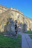 St Dunstan Church Entrance Porch fotos de stock