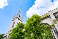 St.-Dunstan-in-d-Osten Lizenzfreies Stockfoto