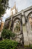 St. Dunstan in the East, London. St. Dunstan in the east in London Royalty Free Stock Photography