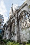 St. Dunstan in the East, London. St. Dunstan in the east in London Stock Image