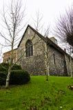 St Dunstan Kerk stock foto's