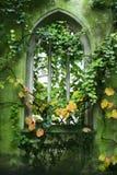 St. Dunstans Boog Royalty-vrije Stock Afbeelding
