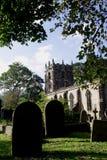 St Edmundo Chuch Castleton Imagen de archivo libre de regalías