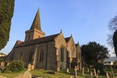 St Edmunds Church stock photography