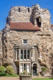St Edmunds d'enfouissement en le Suffolk Photo libre de droits
