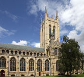 St Edmundsbury Cathedral Royalty Free Stock Image