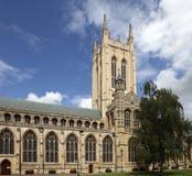 St Edmundsbury Cathedral Royalty Free Stock Image