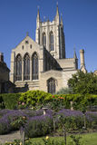 St. Edmundsbury Cathedral in Bury St. Edmunds Stock Photography