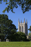 St. Edmundsbury Cathedral in Bury St. Edmunds Stock Image