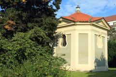 St. Elias Chapel in Prague Royalty Free Stock Image
