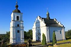 St. Elias Church in Subotiv village Royalty Free Stock Photography