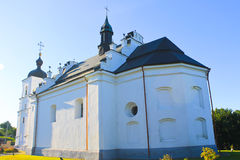 St. Elias Church in Subotiv village Stock Photo