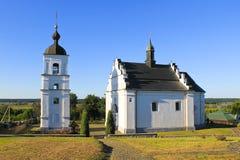 St. Elias Church in Subotiv village Royalty Free Stock Photo