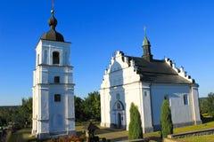 St. Elias Church in Subotiv village Royalty Free Stock Photos