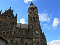 St. Elisabeth Cathedral stock image