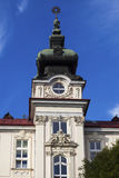 St. Elisabeth Hospital in Cieszyn Royalty Free Stock Image