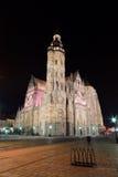St Elisabeth katedra Obrazy Royalty Free