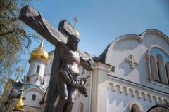 St Elisabeth Monastery imagens de stock royalty free