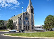 St Elizabeth of Hungary church Stock Images