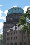 St. Elizabeth's Church in Nuremberg, Germany Royalty Free Stock Photos
