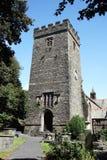 St Elli Parish Church, Llanelli, Carmarthenshire, País de Gales Fotografía de archivo