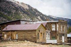 St Elmo Colorado Ghost Town Royalty Free Stock Photo