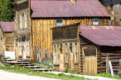 St. Elmo Ghost Town Royalty Free Stock Image