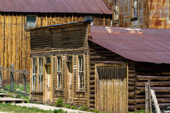 St. Elmo Ghost Town Royalty Free Stock Photography