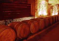 St emilion. Wine cellar st emilion gironde aquitaine france stock photo