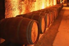 St emilion. Wine cellar st emilion gironde aquitaine france royalty free stock image