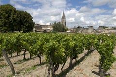 St. Emilion, Francia Foto de archivo