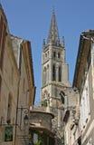St-emilion Frankrike Arkivfoton