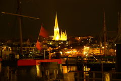 St. Juergen Chruch fotografering för bildbyråer