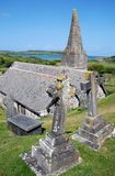 St Enodoc Church 4 Stock Image