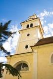 St Erhard kościół, Bressanone Brixen, Italy fotografia stock