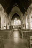St Etheldreda Nave Royalty Free Stock Photography