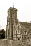 St Etheldreda Tower Royalty Free Stock Photos