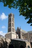 St Etienne Cathedral à Limoges Photographie stock libre de droits