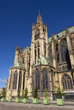 St-Etienne cathedral, Metz Stock Image