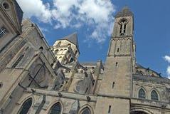 St-Etienne de Caen Imagenes de archivo