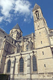 St-Etienne de Caen Royalty Free Stock Photography