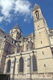 St-Etienne de Caen Fotografía de archivo libre de regalías
