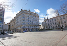 St Etienne, França Imagem de Stock Royalty Free